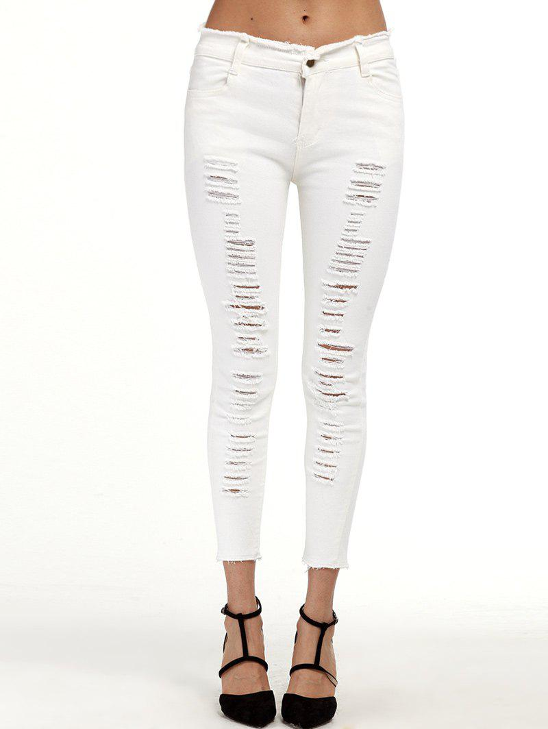 Best Ripped Cropped Pants