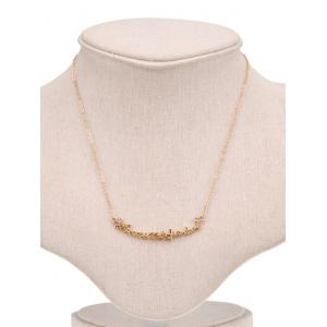 Link Chain Nameplate Necklace -