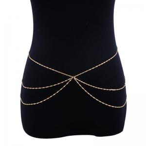 Belly Statement Body Chain