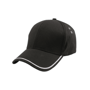 Plain Line Embroidered Baseball Hat -