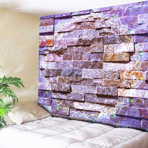Novelty Brick Wall Bedroom Tapestry