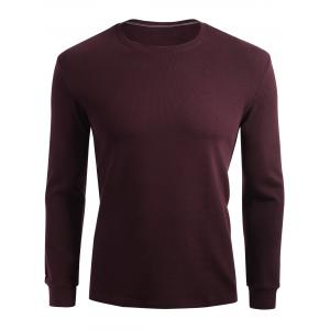 Cuffed Long Sleeve T-shirt
