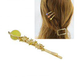 Decoration Star Hairpin -