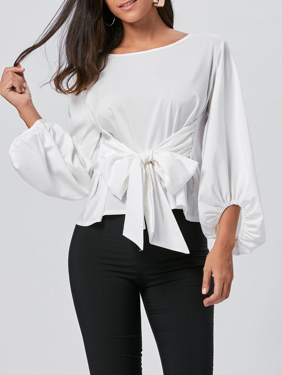 Plus Size Short Sleeve Blouses