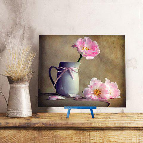 Shops Mug Flower DIY 5D Resin Diamond Paperboard Painting - DAFFODIL YELLOW  Mobile
