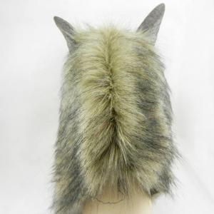 Halloween Party Accessories Wolf Head Mask -