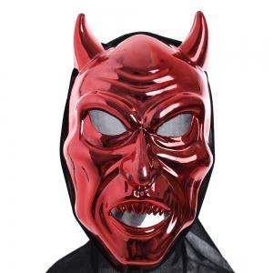Horreur Halloween Vampire Full Face Mask - Rouge
