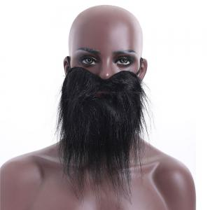 Funny Costume Party Male Halloween Black Fake Moustache