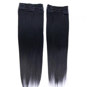 Long Clip In Straight Hair Extension