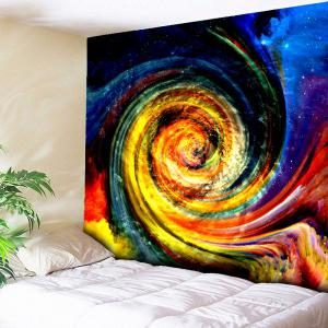 Star Sky Vortex Wall Hanging Tapestry