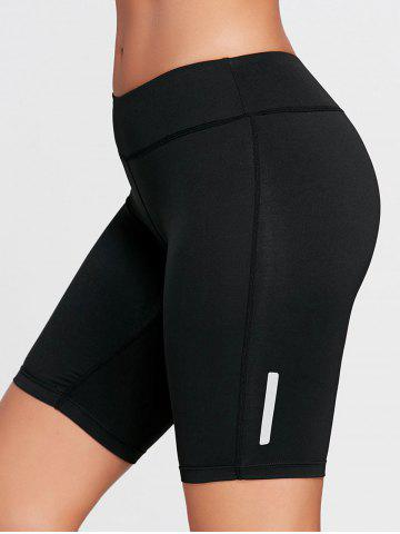 Affordable Sports Stretch Tight Shorts