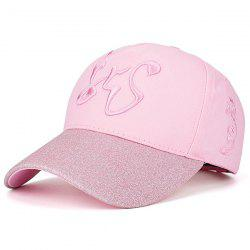 Dragon Totem Chinese Character Embroidery Baseball Cap
