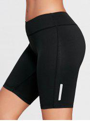 Sports Stretch Tight Shorts -