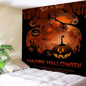 Halloween Wall Hanging Decorative Tapestry