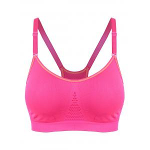 Adjustable Comfortable Sports Padded Bra
