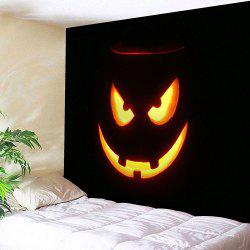 Halloween Graphic Wall Decor Tapestry
