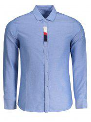 Button Up Mens Shirt