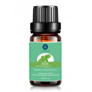10ml Natural Basil Aromatherapy Essential Oil - Lake Blue