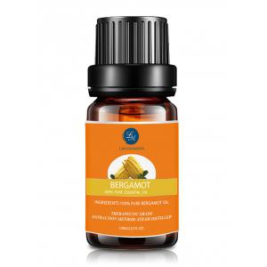 10ml Bergamot Massage Aromatherapy Essential Oil - Bright Orange
