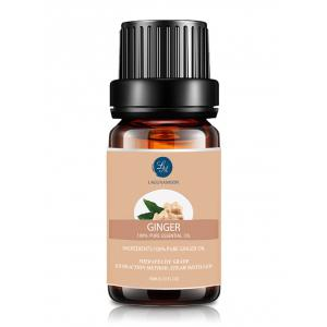 10ml Premium Therapeutic Natural Ginger Essential Oil - Khaki