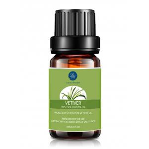 10ml Natural Vetiver Aromatherapy Essential Oil - Green