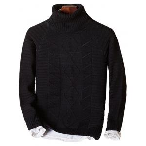 Ribbed Knit Funnel Neck Raglan Sleeve Sweater