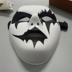 Halloween Party Accessories Hand Painted Mask -