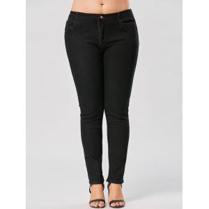 Jean Moulant Stretch Grande Taille -