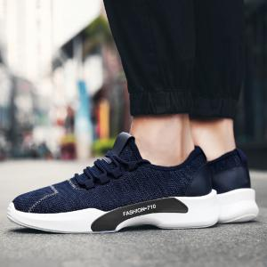 Low-top Mesh Sneakers -