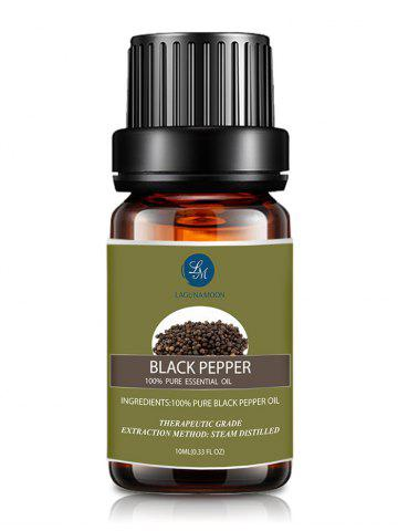 Latest 10ml Natural Black Pepper Massage Essential Oil - ARMY GREEN  Mobile