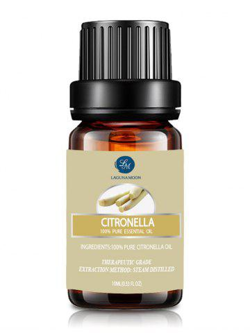 Outfits 10ml Pure Citronella Aromatherapy Massage Essential Oil