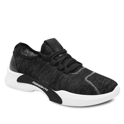 Low-top Mesh Sneakers