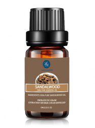 10ml Sandalwood Aromatherapy Massage Essential Oil - DUN
