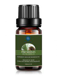 10ml Natural Pine Needles Massage Essential Oil - BLACKISH GREEN