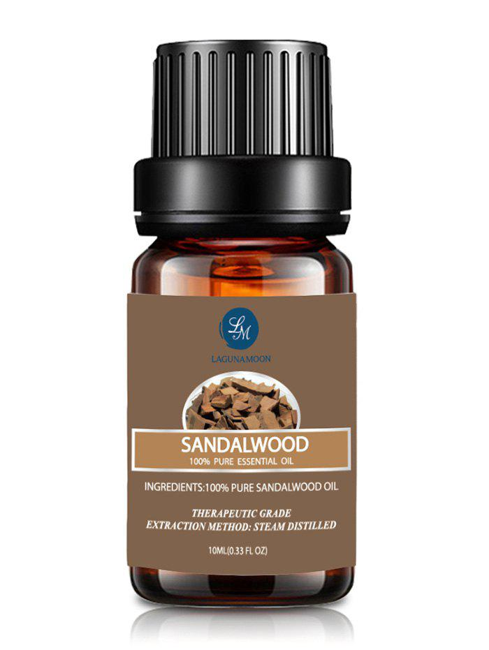 10ml Sandalwood Aromatherapy Massage Essential OilBEAUTY<br><br>Color: DUN; Net weight(g/ml): 10ml*1; Item Type: Pure Essential Oil; Product weight: 0.0450 kg; Package weight: 0.0500 kg; Product size (L x W x H): 1.00 x 1.00 x 1.00 cm / 0.39 x 0.39 x 0.39 inches; Package size (L x W x H): 1.00 x 1.00 x 1.00 cm / 0.39 x 0.39 x 0.39 inches; Package Content: 1 x Essential Oil;