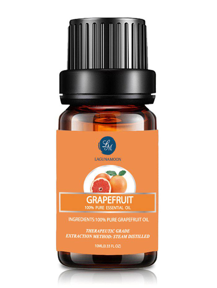 10ml Grapefruit Aromatherapy Massage Essential OilBEAUTY<br><br>Color: BRIGHT ORANGE; Net weight(g/ml): 10ml*1; Item Type: Pure Essential Oil; Product weight: 0.0490 kg; Package weight: 0.0500 kg; Product size (L x W x H): 1.00 x 1.00 x 1.00 cm / 0.39 x 0.39 x 0.39 inches; Package size (L x W x H): 1.00 x 1.00 x 1.00 cm / 0.39 x 0.39 x 0.39 inches; Package Content: 1 x Essential Oil;