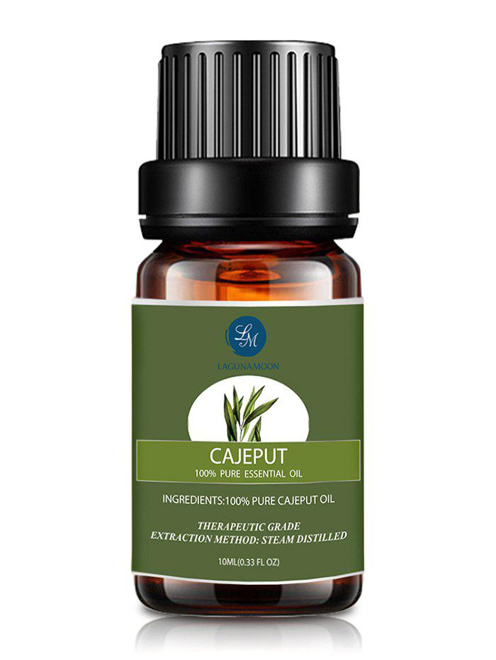 10ml Premium Therapeutic Cajeput Message Essential OilBEAUTY<br><br>Color: BLACKISH GREEN; Net weight(g/ml): 10ml*1; Item Type: Pure Essential Oil; Product weight: 0.0490 kg; Package weight: 0.0500 kg; Product size (L x W x H): 1.00 x 1.00 x 1.00 cm / 0.39 x 0.39 x 0.39 inches; Package size (L x W x H): 1.00 x 1.00 x 1.00 cm / 0.39 x 0.39 x 0.39 inches; Package Content: 1 x Essential Oil;