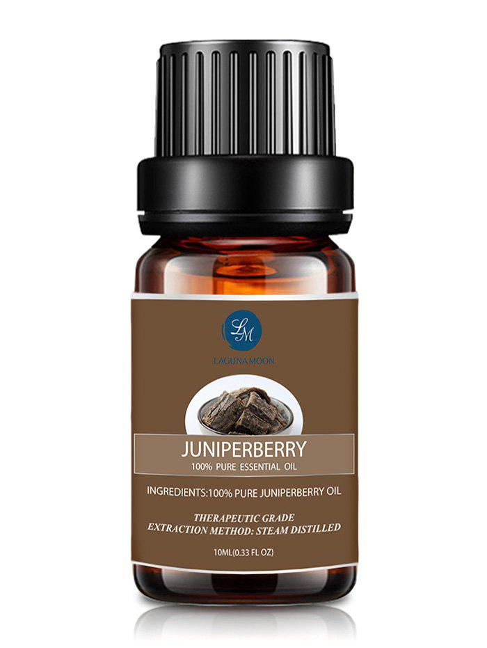 10ml Juniperberry Aromatherapy Message Essential OilBEAUTY<br><br>Color: DUN; Net weight(g/ml): 10ml*1; Item Type: Pure Essential Oil; Product weight: 0.0490 kg; Package weight: 0.0510 kg; Product size (L x W x H): 1.00 x 1.00 x 1.00 cm / 0.39 x 0.39 x 0.39 inches; Package size (L x W x H): 1.00 x 1.00 x 1.00 cm / 0.39 x 0.39 x 0.39 inches; Package Content: 1 x Essential Oil;