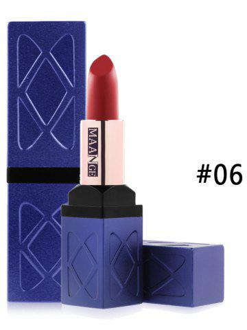 Buy Moisturize Silky Long Wear Lipstick #06