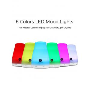 160ML Portable Bluetooth LED Aromatherapy Oil Diffuser -