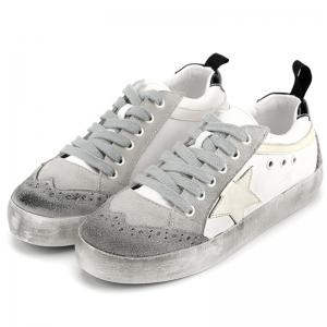 Star Color Block Chaussures à lacets - Gris 37