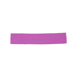 Silicone Skidproof Elastic Sports Headband - PURPLE ONE SIZE