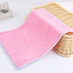 Thickening Coral Fleece Mini Wiping Cloth