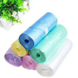 Practical Colormix Home Product PE Garbage Bags