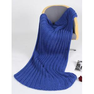 Chunky Knitted Super Large Throw Blanket -
