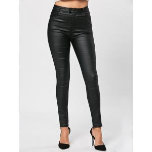 Polished Fitted Pants -