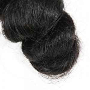 1Pc Indian Long Loose Wave Human Hair Weave -