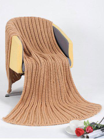 Buy Chunky Knitted Super Large Throw Blanket