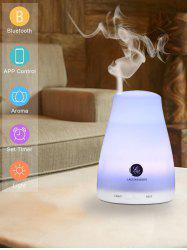 160ML Portable Bluetooth LED Aromatherapy Oil Diffuser