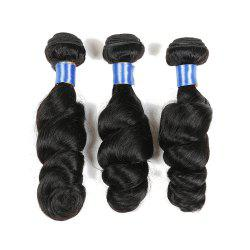1Pc Indian Long Loose Wave Human Hair Weave